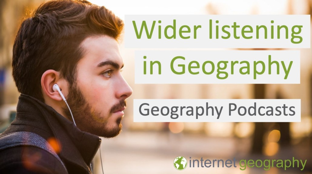 Wider listening in geography