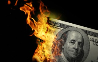Burning money with Yelp Advertising.