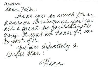 Business Partner Sample Thank You Letter After Business