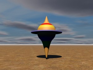Gyro-Spinning-Top