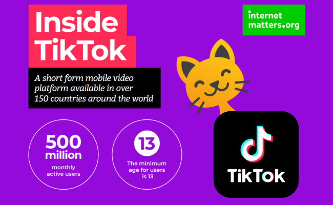 Tiktok Safety Guide To Support Young People On The App