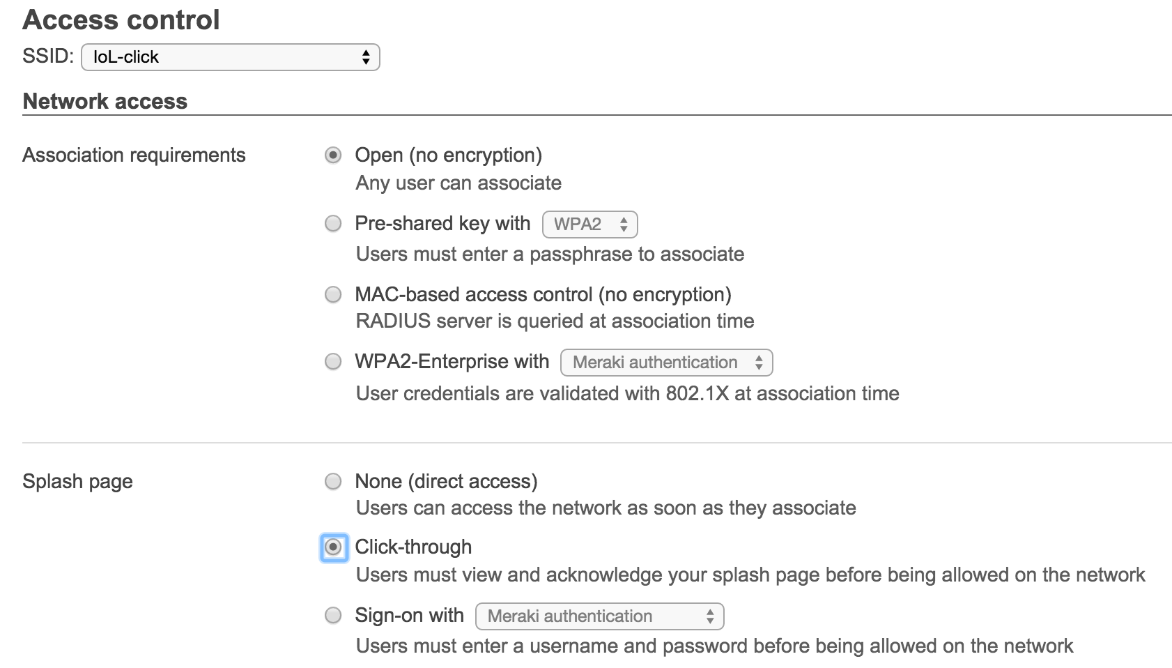 WiFi Hotspot with Social OAuth - passport, mongodb