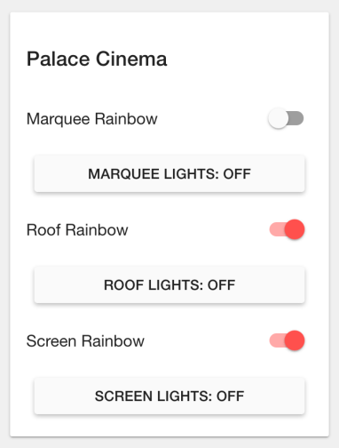 Palace Cinema UI 2