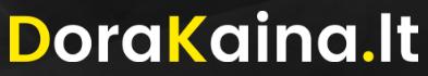 DoraKaina.lt logotipas