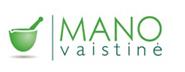 Mano vaistinė logotipas