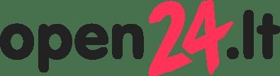 Open24.lt logotipas