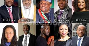 richest men in africa