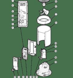 polari 9350 sport electrical schematic [ 2207 x 2663 Pixel ]