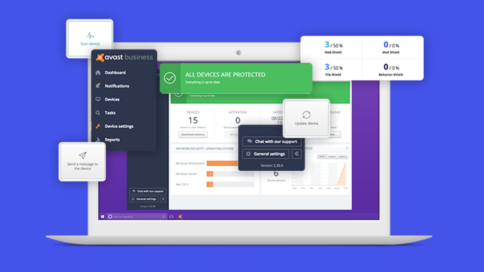 avast continuous protection