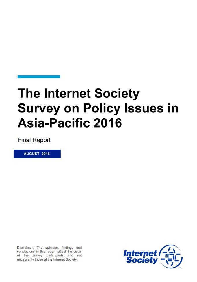 Issue Paper: Asia-Pacific Bureau