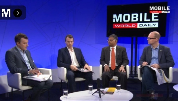 Watch Live TODAY From MWC 2016: Michael Kende on panel before/after Mark Zuckerberg keynote