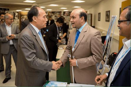 Building a World Free of Barriers: Vashkar Bhattacharjee's Story