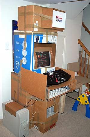 arcade automat bauanleitung