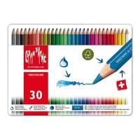 CARAN D'ACHE Farbstift Fancolor 30 Farben, CHF 40.55 ...