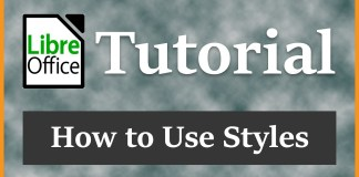 Use styles