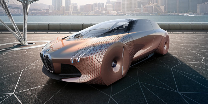 Professional Artist Attempts to Build First Car Out of Cyberspace