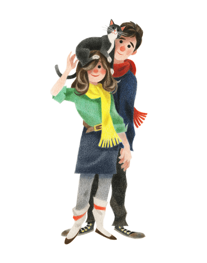 Cute Illustrations by Canadian Artist Genevieve Godbout (7)