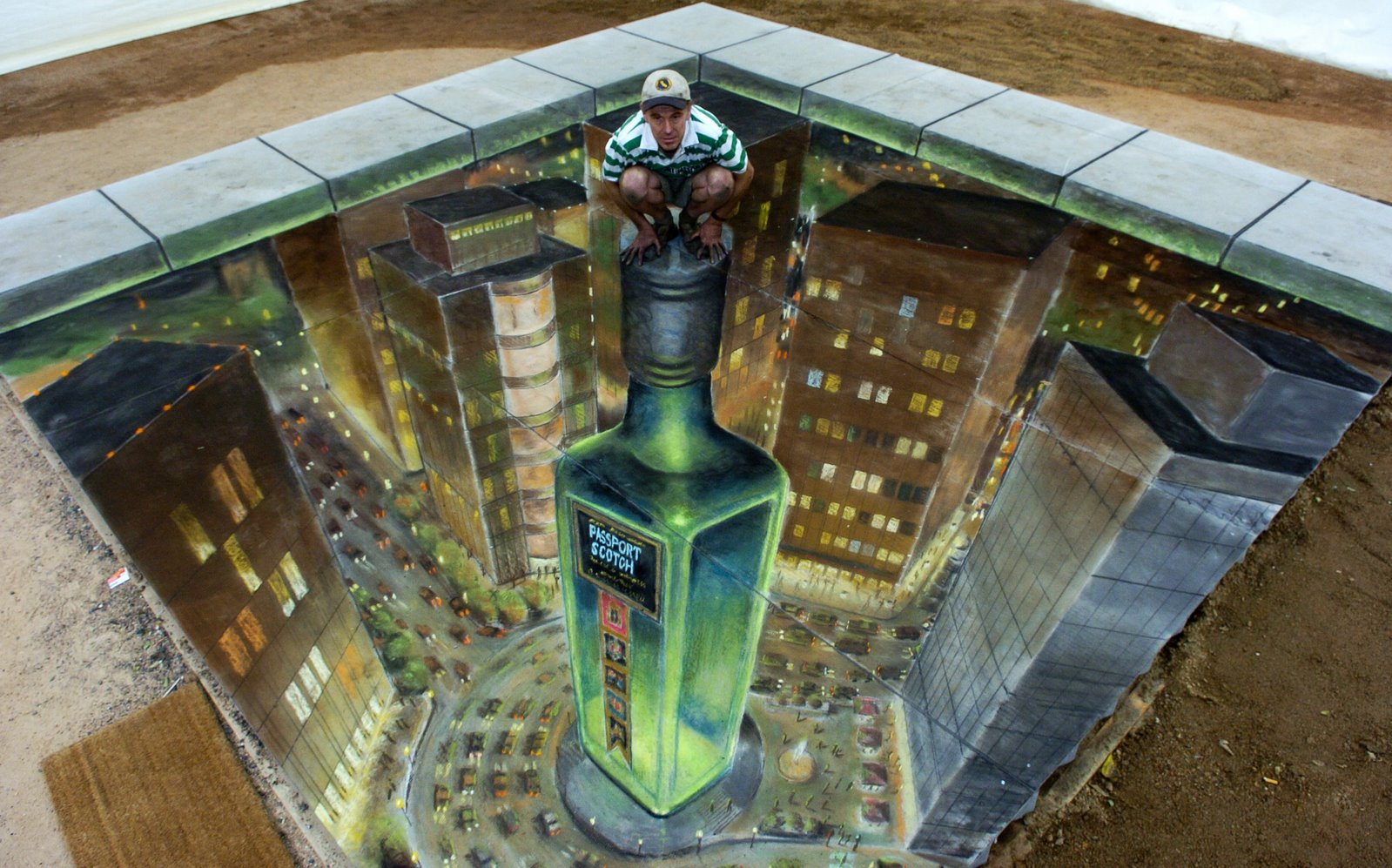 Julian Beever Images