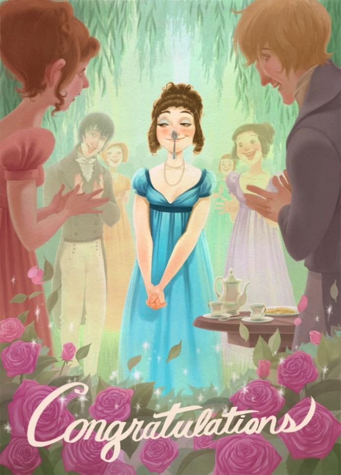 characters Illustrations by Sarah Mensinga