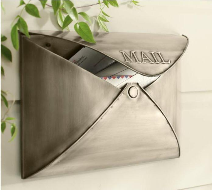 Envelope Mailbox for geeks