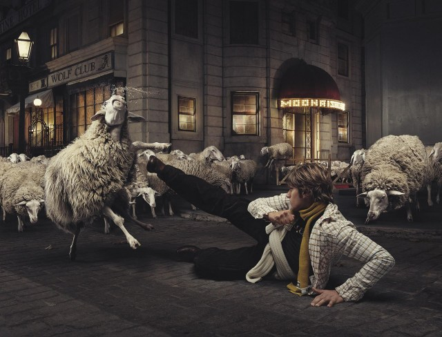 Fashion Photography by Riccardo Bagnoli