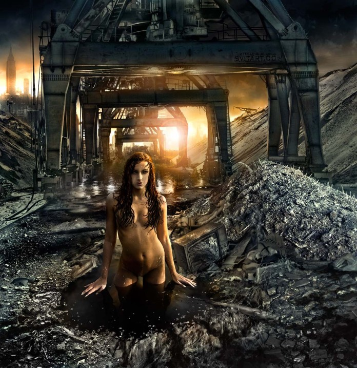 post apocalyptic images