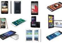 Cell Phones Database