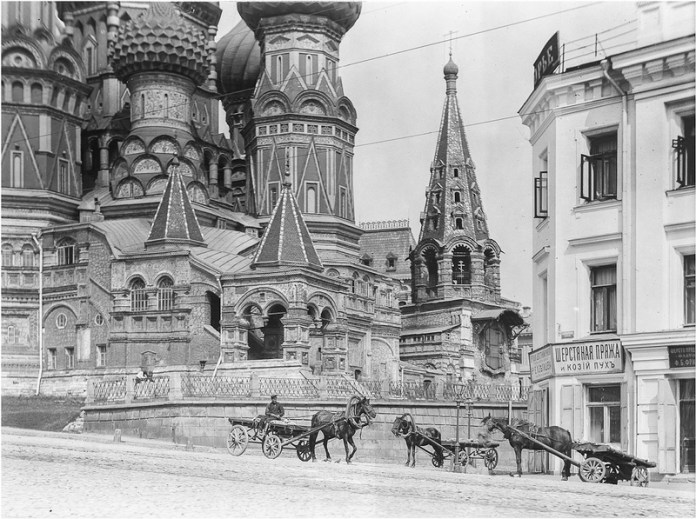 Photos of Moscow Before the Revolution_old