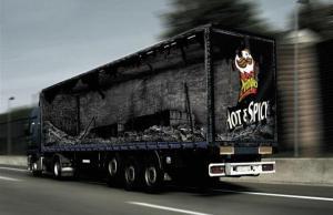 Coolest Trucks Art (read art tuning)