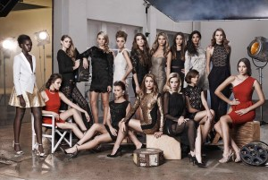 women fitness fashion models
