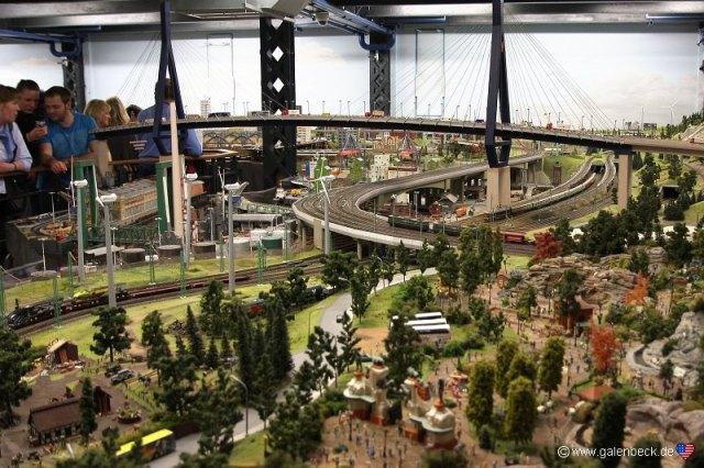 Miniatur-Wunderland in Hamburg