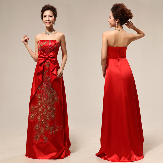 Asian-inspired-mandarin-red-Chinese-dress (10)