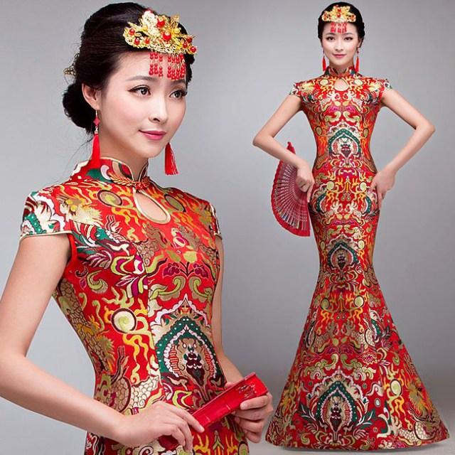 Asian-inspired-mandarin-red-Chinese-dress (29)