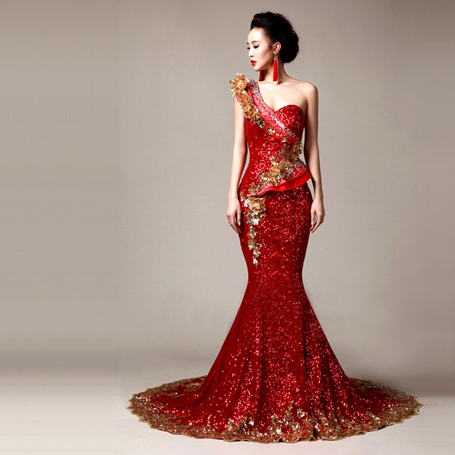 Asian-inspired-mandarin-red-Chinese-dress (1)