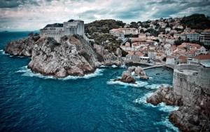 Dubrovnik City in Croatia