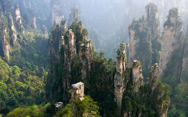 Zhangjiajie- National-Forest- Park-02