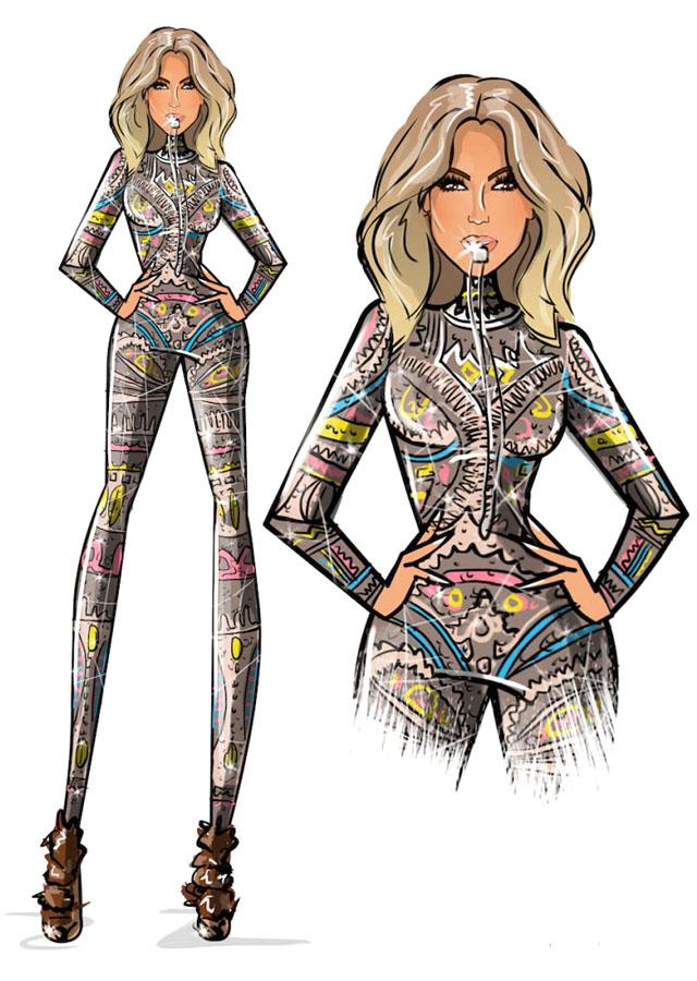fashion illustrations by Emma Maria Kenny (5)