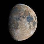 Moon Astrophotography by Bartosz Wojczyński.