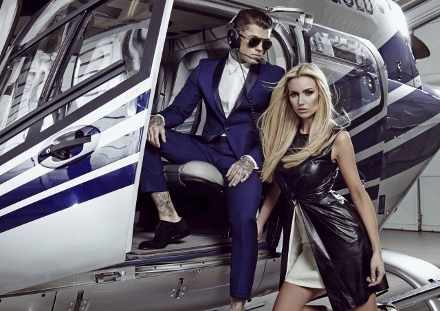 """Georgia and Rosanna start a Gold Rush as they go Global with Gold Fever Rosanna Davison with model Stephen James pictured as she fronts the global campaign to launch Gold Fever Hair Extensions, the very latest in pure luxury from the Gold family. Widely acclaimed as the original creators of hair extensions 25 years ago, the Gold family has supplied premium ethically sourced hair to celebrities and stars all over the world including Whitney Houston, Lisa Marie Presley and many more. """"I love Gold Fever hair so much."""" said Georgia Salpa. """"They are so natural looking and no one thinks I'm wearing extensions. Every time I style my hair it look amazing"""" Georgia Salpa and Rosanna Davison recently jetted out to Rome to shoot the stunning global campaign for Gold Fever which is now being rolled out across Ireland, the UK and the US. """"I'm so happy with my Gold Fever extensions, they are the silkiest extensions I have ever worn and couldn't be easier to wash, blow dry and style"""" said Rosanna Davison. Irish fashionistas have been quick to join the Gold rush and glitterati. Some clients include: Roz Purcell, Holly Carpenter, footballer Stephanie Roche, Sinead Duffy, Emma O'Driscoll, Nikki Hayes, Roz Lipset, Danielle Lloyd, Nicola Hughes, Suzanne Jackson, Rebecca Maguire, Tiffany Stanley, Nikki Kavanagh, Bewitched Star Sinead O'Carroll, RTE Blathnaid Tracey, Sara Kavanagh, Celtic Women Star Chloe Agnew, Celia Holman Lee and TV Presenter Lisa Cannon to name but a few. The ladies are already flicking their magnificent manes of Gold Fever hair extensions before the product officially hits the salons in March. PHOTOGRAPHER:Nima Binati No Repro fee for one use for more info contact Valerie Roe: 086 2417094 The reason for this veritable Gold rush and excitement amongst hair extension devotees is that Gold Fever is completely unique in the industry. It is the only company in the world that has full ownership of its own supply chain, from sourcing to processing and"""