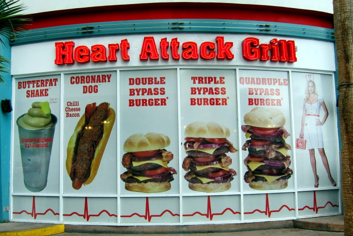 Restaurant _Heart_Attack_Grill_city_Las_Vegas,_Nevada_state