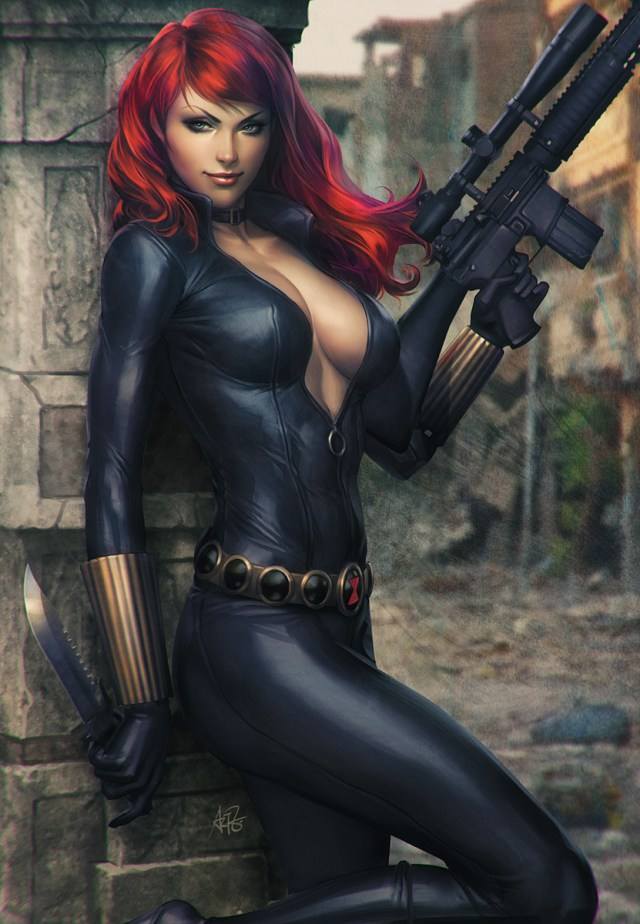 Black_Widow_Marvel_by_Artgerm