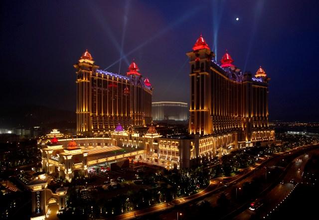 the MGM Grand Las Vegas,