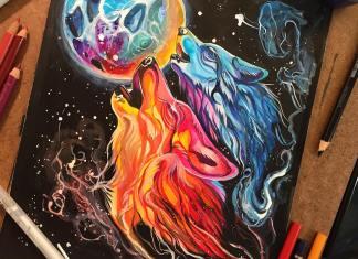 Pencil_Marker_Animal_illustrations_By_Katy_Lipscomb (9)