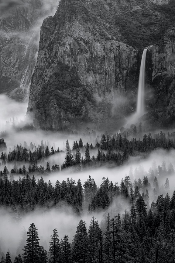 """Yosemite Fog"" by diversionphotography"