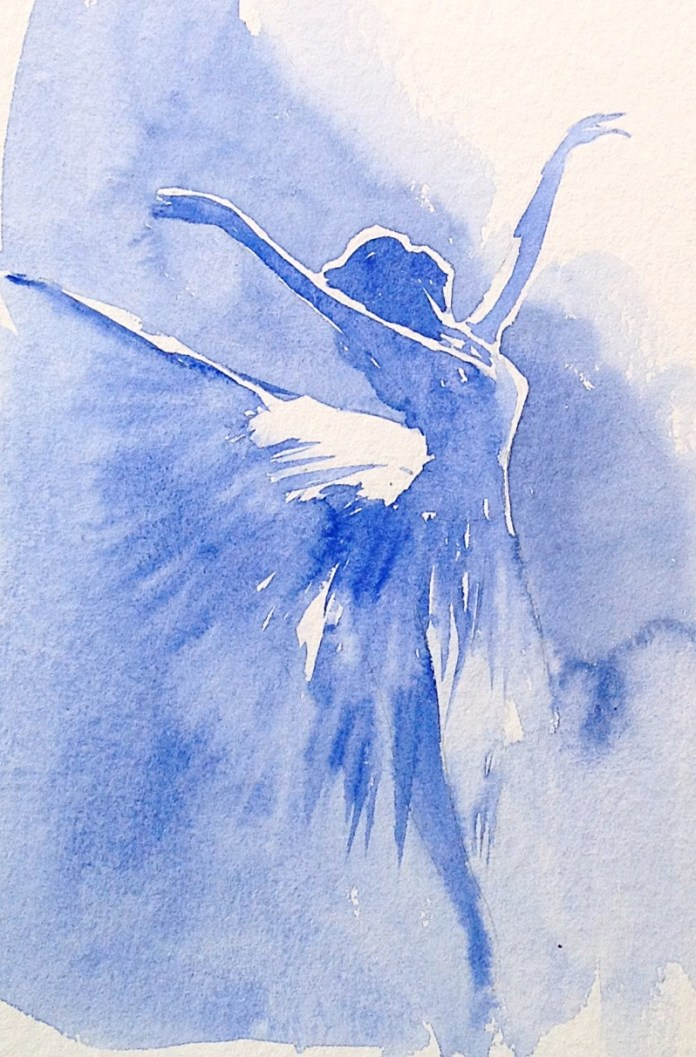 Paintings and Illustrations of Ballet Dancers2 (2)