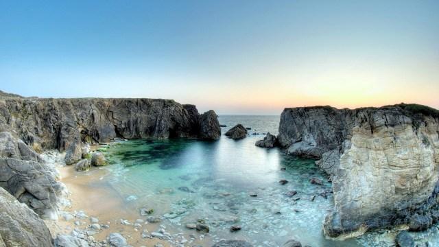 What is the Coastal Scenery Looks Like
