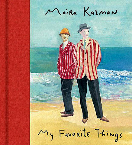 My Favorite Things by Maira Kalman