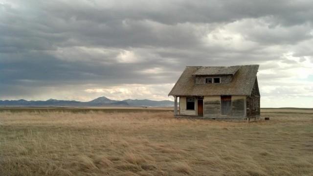 Carter Ferry, Montana, USA.