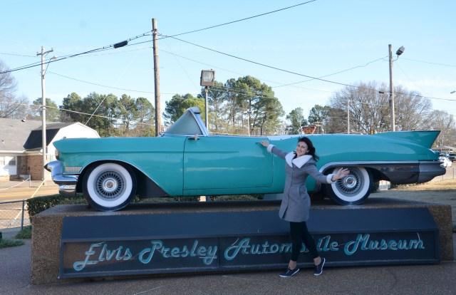 Elvis presly Automobile museum
