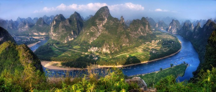 Li River, Travel China Guide